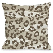 Ariana Cheetah Pillow