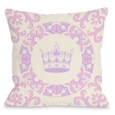 Adrianna's Crown Pillow