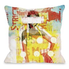 Beach Beauty Pillow