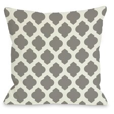 All Over Moroccan Pillow