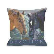 Doggy Décor Devotion Pillow