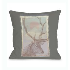 Forest Majesty Pillow