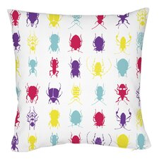 All Over Insects Pillow