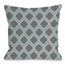 Macy Moroccan Throw Pillow