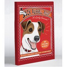 <strong>OneBellaCasa.com</strong> Jack Russell Roast Wall Decor