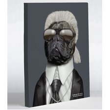 Pets Rock Fashion Canvas