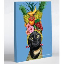 Pets Rock Fruit Canvas
