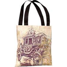Oliver Gal Charles X Tote Bag