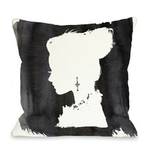 Oliver Gal Beaute Pillow