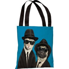 Pets Rock Brothers Tote Bag