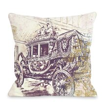 Oliver Gal Charles X Pillow