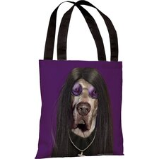 Pets Rock Metal Tote Bag