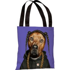 Pets Rock Rap Tote Bag