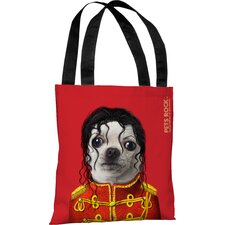 <strong>OneBellaCasa.com</strong> Pets Rock Pop Tote Bag
