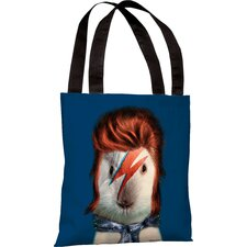 Pets Rock Glam Rock Tote Bag