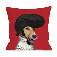 Pets Rock Rock n' Roll Pillow