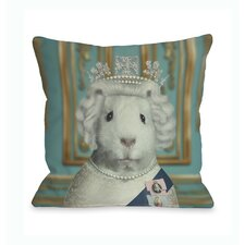 <strong>OneBellaCasa.com</strong> Pets Rock HRH Pillow