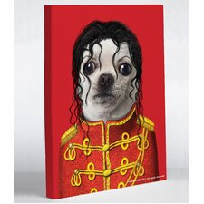 Pets Rock Pop Canvas