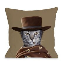 Pets Rock Western Pillow