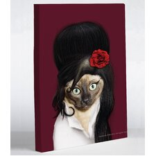 Pets Rock Tattoo Canvas