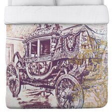 Oliver Gal Charles X Duvet Cover Collection