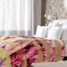 Oliver Gal Field of Roses Duvet Cover Collection