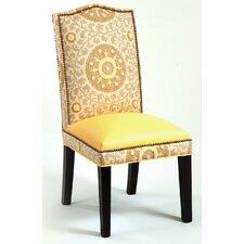 Gabrielle Cotton Parson Chair