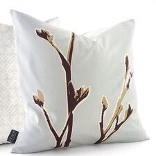 <strong>Inhabit</strong> Botanicals Axis Suede Throw Pillow