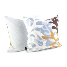 <strong>Inhabit</strong> Spa Reef Suede Throw Pillow