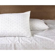 <strong>Inhabit</strong> Morning Glory Plus Organic Pillow Case Set