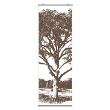Morning Glory Tree 2 Slat Wall Hanging