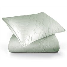 Spa Quilted Sham Set in Mist