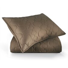 Spa Quilted Sham in Natural (Set of 2)