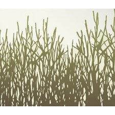 Madera Field Grass Slat Wall Hanging
