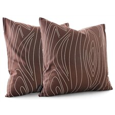 <strong>Inhabit</strong> Madera Suede Throw Pillow