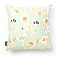 Aequorea Rhythm Stencil Synthetic Pillow