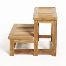 <strong>ARB Teak & Specialties</strong> SpaTeak Hot Tub Step