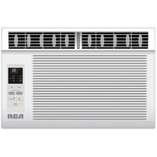 RCA 5,000 BTU Energy Star Window Air Conditioner with Remote