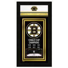 <strong>Photo File</strong> NHL Championship Banner