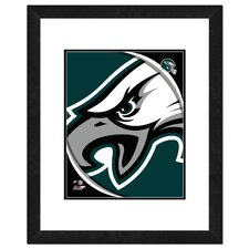 <strong>Photo File</strong> NFL Team Logo Framed Photo