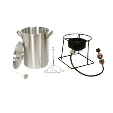 Turkey Fryer Outdoor Cooker Package