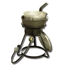 Bolt Together Outdoor Cooker