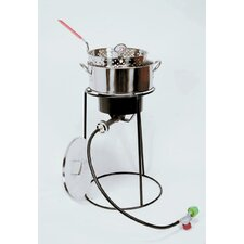 Outdoor Cooker Fish Fryer Package