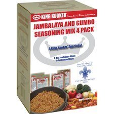 Gumbo and Jambalaya Seasoning Mix
