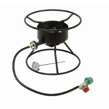 <strong>King Kooker</strong> Heavy Duty Portable Propane Outdoor Cooker Package