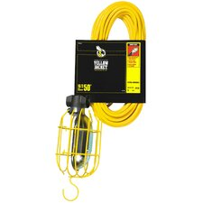 Outdoor 50-ft. Lock Jaw Extension Cord