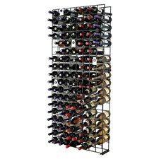 <strong>Wine Enthusiast</strong> Tie Grid 144 Bottle Wine Rack