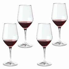 Fusion Classic Red Wine Glass (Set of 4)