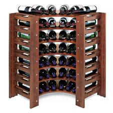 Swedish 46 Bottle Wine Rack