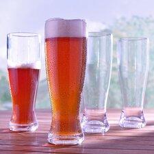 Indoor and Outdoor Lager Beer Glass (Set of 4)